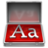 Fontcase icon