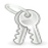 GNOME Keyring Prompt icon