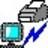 Hewlett-Packard T-TR Status Client icon